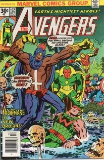 Avengers (1963 1st Series) #152