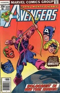 Avengers (1963 1st Series) #172