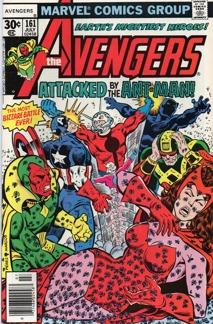Avengers (1963 1st Series) #161