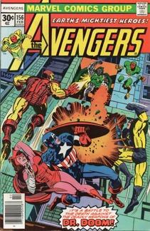 Avengers (1963 1st Series) #156
