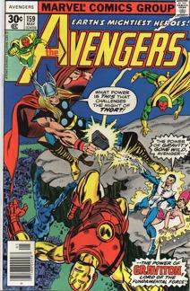 Avengers (1963 1st Series) #159