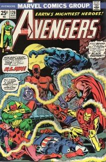 Avengers (1963 1st Series) #126