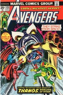 Avengers (1963 1st Series) #125