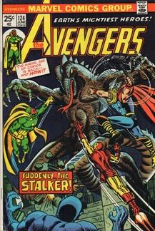 Avengers (1963 1st Series) #124