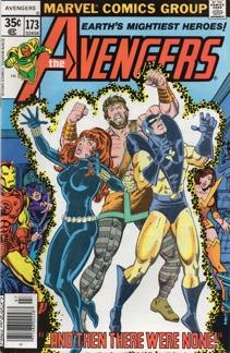 Avengers (1963 1st Series) #173
