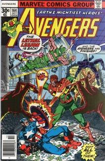 Avengers (1963 1st Series) #164