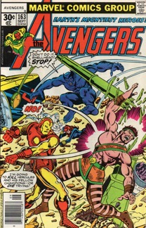 Avengers (1963 1st Series) #163