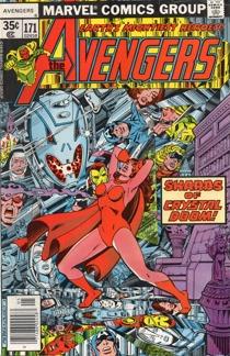 Avengers (1963 1st Series) #171