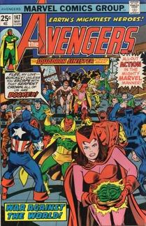 Avengers (1963 1st Series) #147