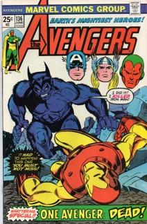 Avengers (1963 1st Series) #136