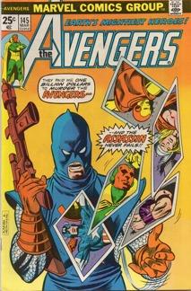 Avengers (1963 1st Series) #145