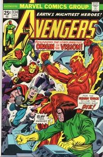 Avengers (1963 1st Series) #134