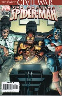 Amazing Spider-Man (1998 2nd Series) #531