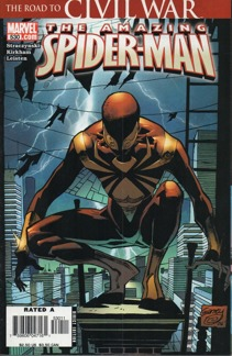 Amazing Spider-Man (1998 2nd Series) #530