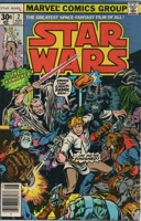 Star Wars (1977 Marvel) #02