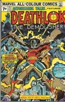 Astonishing Tales (1970) #25 1st app of Deathlok!!!