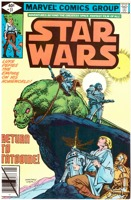 Star Wars (1977 Marvel) #31