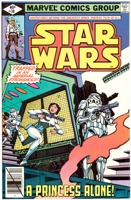 Star Wars (1977 Marvel) #30