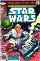 Star Wars (1977 Marvel) #26