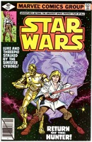 Star Wars (1977 Marvel) #27