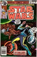 Star Wars (1977 Marvel) #22