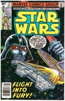Star Wars (1977 Marvel) #23