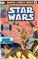 Star Wars (1977 Marvel) #25