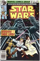 Star Wars (1977 Marvel) #21
