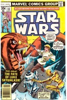 Star Wars (1977 Marvel) #11