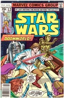 Star Wars (1977 Marvel) #12