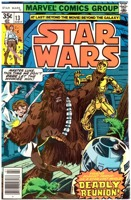 Star Wars (1977 Marvel) #13