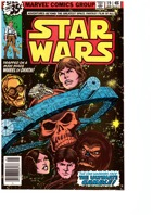 Star Wars (1977 Marvel) #19