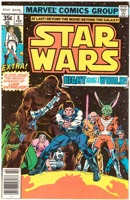 Star Wars (1977 Marvel) #08
