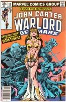 John Carter Warlord of Mars (1977 Marvel) #11
