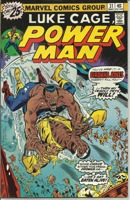Power Man and Iron Fist (1972 Hero for Hire) #31