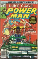 Power Man and Iron Fist (1972 Hero for Hire) #37