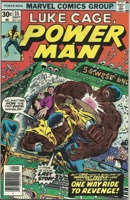 Power Man and Iron Fist (1972 Hero for Hire) #35