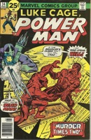 Power Man and Iron Fist (1972 Hero for Hire) #34