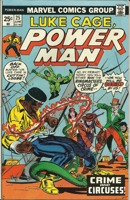 Power Man and Iron Fist (1972 Hero for Hire) #25