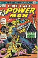 Power Man and Iron Fist (1972 Hero for Hire) #24 (1st app. of Black Goliath)