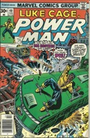 Power Man and Iron Fist (1972 Hero for Hire) #40