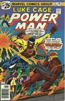 Power Man and Iron Fist (1972 Hero for Hire) #32