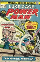 Power Man and Iron Fist (1972 Hero for Hire) #28