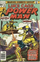 Power Man and Iron Fist (1972 Hero for Hire) #41