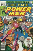 Power Man and Iron Fist (1972 Hero for Hire) #44