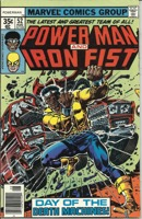 Power Man and Iron Fist (1972 Hero for Hire) #52