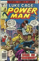 Power Man and Iron Fist (1972 Hero for Hire) #46