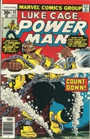 Power Man and Iron Fist (1972 Hero for Hire) #45