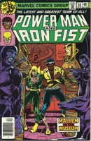 Power Man and Iron Fist (1972 Hero for Hire) #56