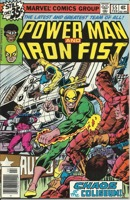 Power Man and Iron Fist (1972 Hero for Hire) #55